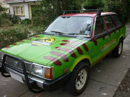 subaru station wagon green jurassic park subaru wagon station wagon forums
