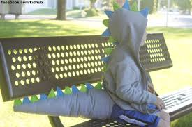 Halloween Birthday Gifts Toddler Dinosaur Dragon Hoodie Sweatshirt U0026 Tail Halloween