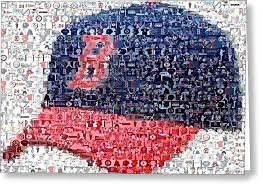 Boston Red Sox Shower Curtain Boston Red Sox Greeting Cards Fine Art America