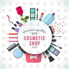 shopping icons with fashion models men and women vector image