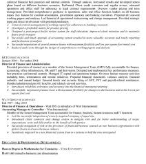resume for accounts executive senior accounting manager resume sample u0026 template