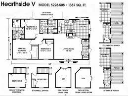 Champion Modular Home Floor Plans 1993 Champion Mobile Home Floor Plans Home Plan