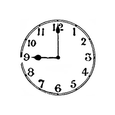maths telling the time primary resources clip art library