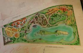 Map Of Epcot Imagineerland On Twitter
