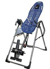 inversion table herniated disc teeter hang ups inversion tables ebay