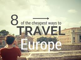 cheap travel images 8 of the cheapest ways to travel europe jpg