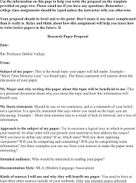 research essay proposal template