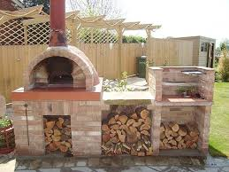 Outdoor Kitchen Designs With Pizza Oven by Best 25 Brick Oven Pizza Ideas On Pinterest Brick Oven Outdoor
