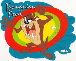 25 tasmanian devil cartoon ideas looney tunes