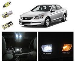2003 honda accord interior lights amazon com 2003 2012 honda accord led package interior tag