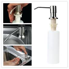 white soap dispenser for kitchen sink sink soap dispensers kitchen sink soap dispenser liquid soap bottle