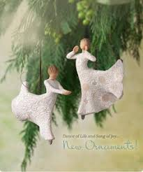 demdaco willow tree 2014 dated ornament demdaco willow tree