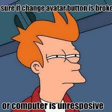 Button Broke Meme - huuuuuuuuuuuu by mxcxvii meme center