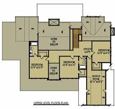 Big Floor Plans Large Southern Brick House Plan By Max Fulbright Designs