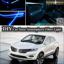 lighting stores lincoln ne aliexpress com buy for lincoln mkc interior ambient light tuning