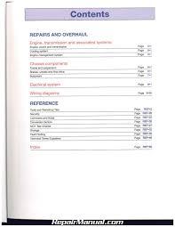 honda nt700v deauville u0026 xl700 transalp manual de reparación por