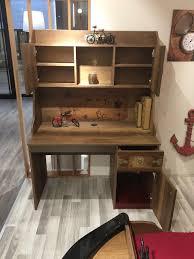 Schreibtisch Mit Aufsatz Decopoint Möbel In Troisdorf Pirat Schreibtisch Inkl Aufsatz