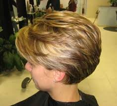 stacked shortbhair for over 50 very stylish short haircuts for women over 50 short hairstyles