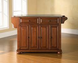 crosley alexandria kitchen island by oj commerce kf30001ama 389 00