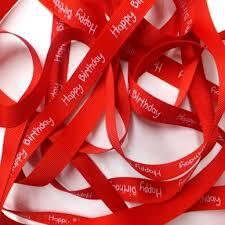 happy birthday ribbon happy birthday ribbon shop remnant