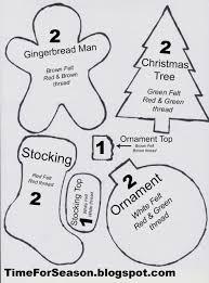 ornaments tree ornament templates printable
