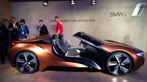 future bmw concept bmw concept car ivision future interaction does not require a