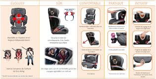 installer siege auto chicco siège auto oasys groupe 2 3 black amazon fr bébés
