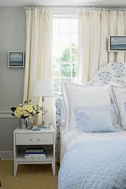bedroom window treatments southern living beautiful blue bedrooms southern living