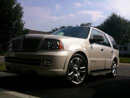 nissan titan on 28s 2006 lincoln navigator information and photos momentcar
