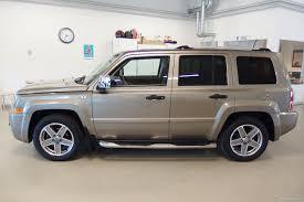 jeep patriot 2 4 cvt limited 4x4 2007 used vehicle nettiauto