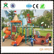 play house kids garden world plastic toy backyard play structures