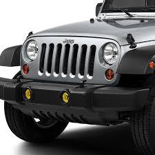 jeep wrangler light wiring 17 jeep wrangler jk pair of driving bumper fog lights wiring