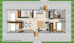 Shipping Container Homes Floor Plans Container Homes Design Designs And Blueprints Available For Sale