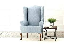 gray chair slipcover awful gray wingback chair button tufted chair grey wingback chair