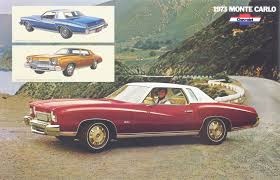 Monte Carlo 2 Door 1973 Chevrolet Monte Carlo Pictures Specs