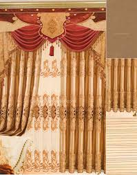 Better Homes Curtains Chenille Gold Patterned Better Homes Curtains No Valance 2016