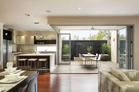 Bi Fold Doors Exterior by Forth Architecture U2013 Architectural Services U2013 Garden Spaces Various