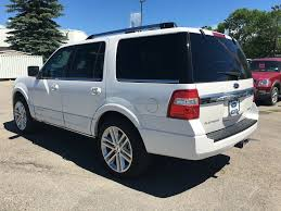 new 2017 ford expedition platinum 4 door sport utility in calgary