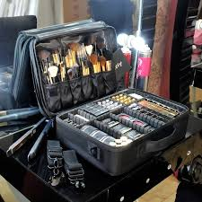 professional makeup artist organizer high quality professional makeup organizer cosmetic travel