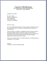 business letter sample format company name street city state by