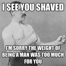 Old Boxer Meme - movember is almost here