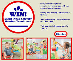 little tikes light n go activity garden treehouse giveaway win a little tikes light n go activity garden treehouse