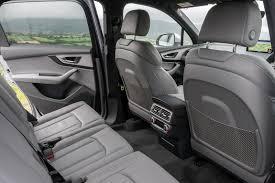 Audi Q7 Inside Audi Q7 Interior View