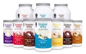 designer whey protein whey protein powder personal trainer approved