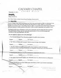 California General Power Of Attorney Form by Megachurch Helps California Board Blur Church State Divide