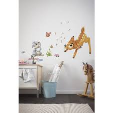 disney bambi thumper giant stickers great kidsbedrooms the disney bambi thumper giant stickers