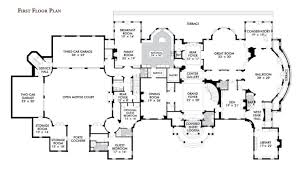 alpine stone mansion floor plan stunning 30 000 square foot house plans images best inspiration