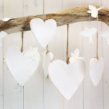 rustic white wooden decorations pipii