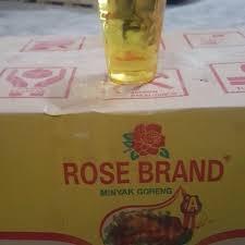 Minyak Goreng Gelas minyak goreng gelas rosebrand shop