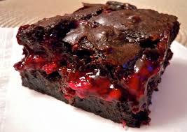 chocolate raspberry dessert dark chocolate raspberry brownies cookiescakespiesohmy